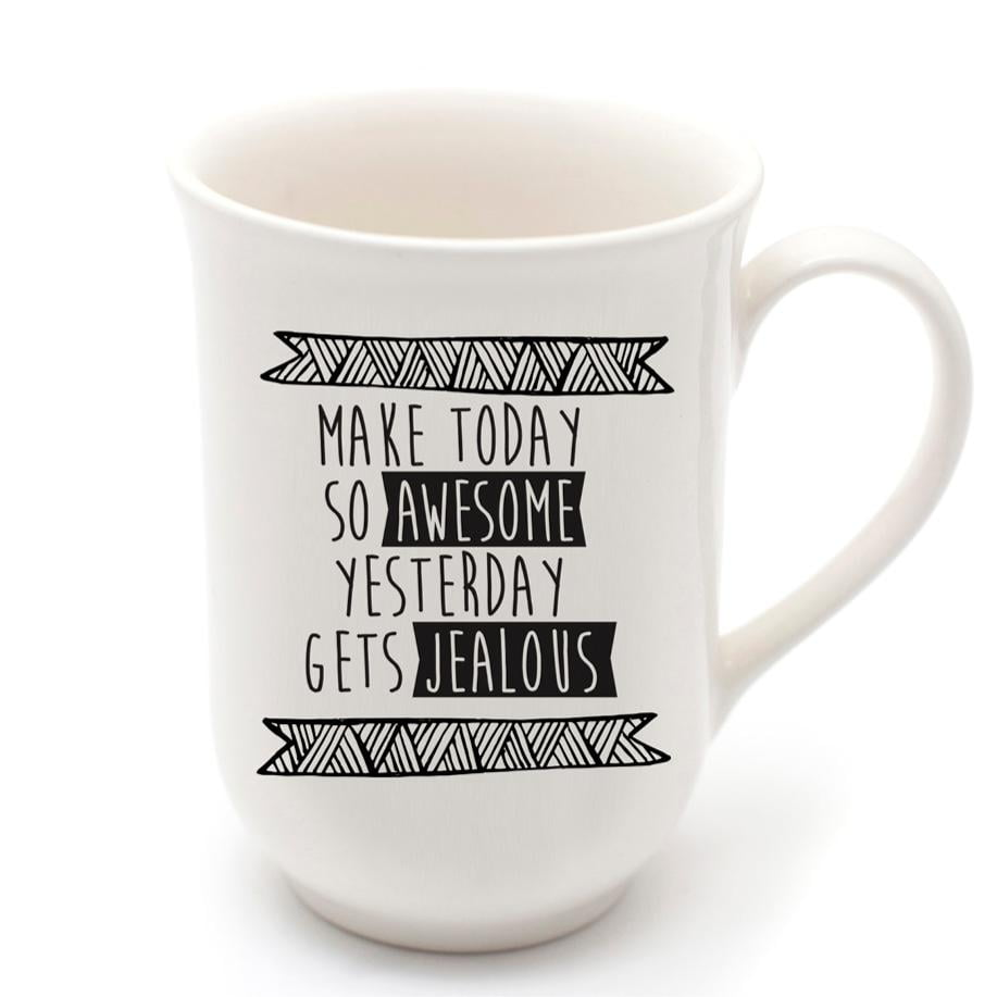 Yesterday Jealous Mug
