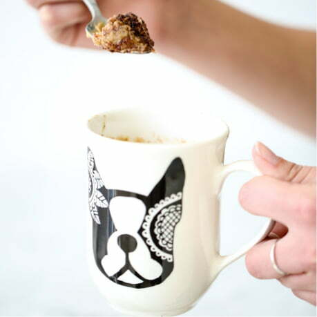 Best Ceramic Coffee Mugs - Handcrafted boston terrier mug online - Sugar and Vice - Cape Town