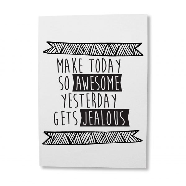 Greeting Cards South Africa - Awesome quote greeting card online - Sugar and Vice - Cape Town