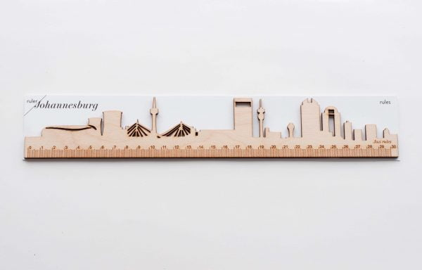 Johannesburg City scape rulers online - Sugar and Vice - South Africa