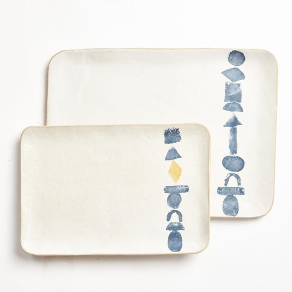 Totem rectangular platter dish online - Sugar and Vice - Cape Town