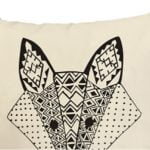 Scatter cushions fox