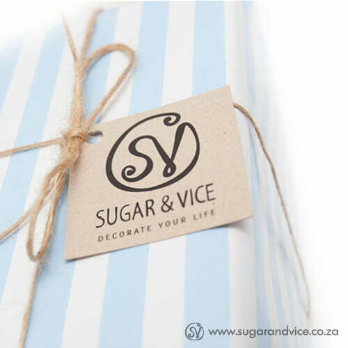 Custom gift wrapping service online - Cape Town - Sugar and Vice