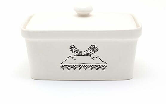 Buy butter dishes online - Sugar and Vice - Cape Town