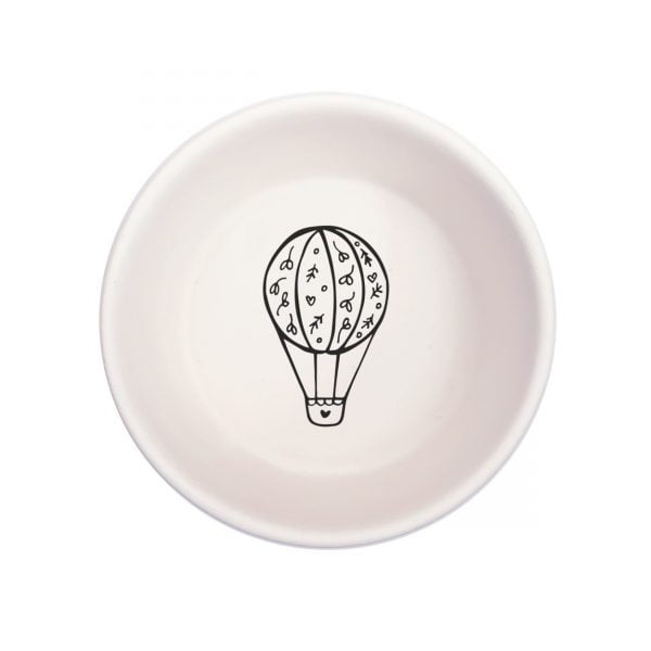 White Air Balloon Handmade Pottery bowl online - Cape Town - Sugar and Vice