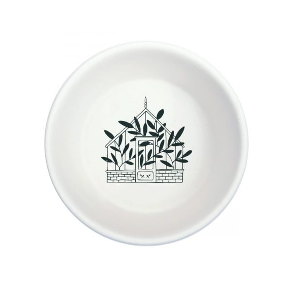 White Green House Handmade Pottery bowl online - Cape Town - Sugar and Vice