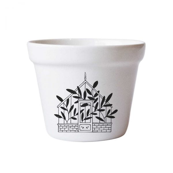 Green House Ceramic Planter Online - Sugar and Vice - Cape Town