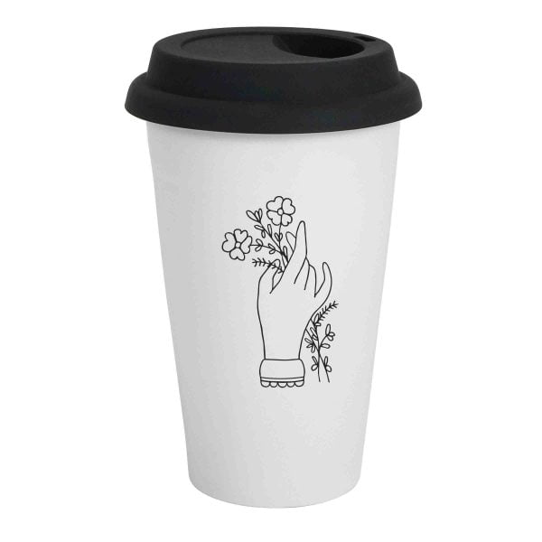 Hand Ceramic Travel Mug Online - Sugar and Vice - Cape Town