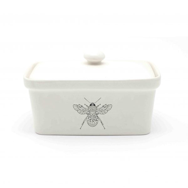 Insect Ceramic Butter Dish Online - Sugar and Vice - Cape Town