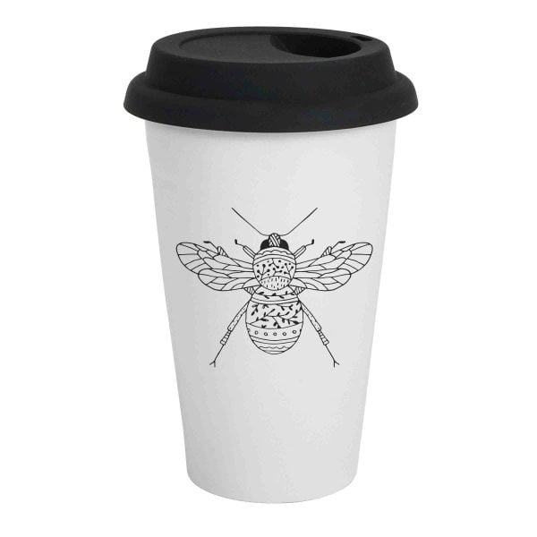 Insect Ceramic Travel Mug Online - Sugar and Vice - Cape Town