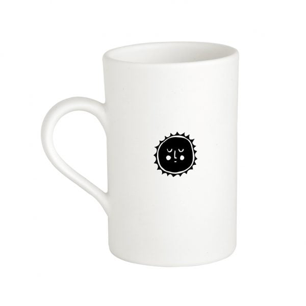 Handmade Ceramic Minimalist Sun Mug Online - Cape Town - Sugar and Vice2
