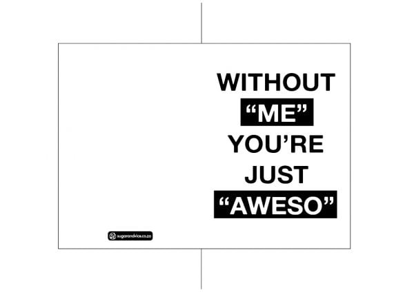 Without Me Your Aweso Greeting Card Digital Download - Sugar and Vice.jpg
