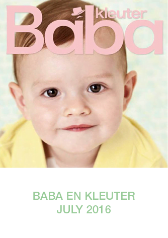 Sugar and Vice Press Baba en Kleuter July 2016