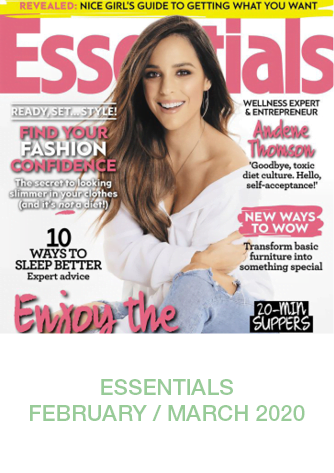 Sugar and Vice Press Essentials February_March 2020 - 1