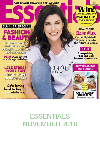 Sugar and Vice Press Essentials November 2018