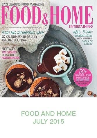 Sugar and Vice Press FOOD AND HOME JULY 2015 2