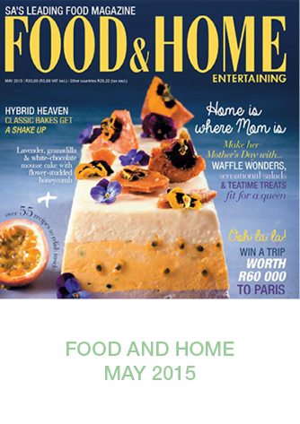 Sugar and Vice Press FOOD AND HOME MAY 2015