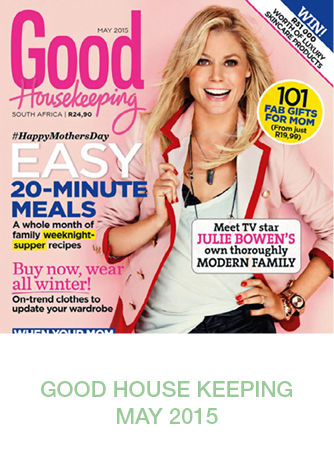 Sugar and Vice Press GOOD HOUSE KEEPING MAY 2015
