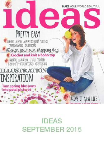 Sugar and Vice Press IDEAS SEPTEMBER 2015