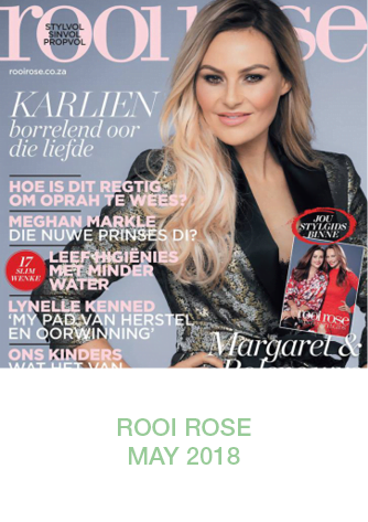 Sugar and Vice Press Rooi Rose May 2018 - 1