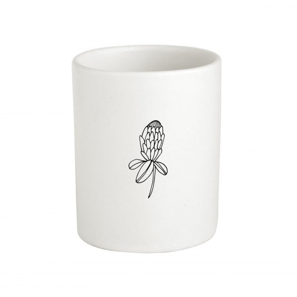 Illustrated Protea Illustration Jar, Mugs and Planter Online - Sugar and Vice - 2000 x 2000px1