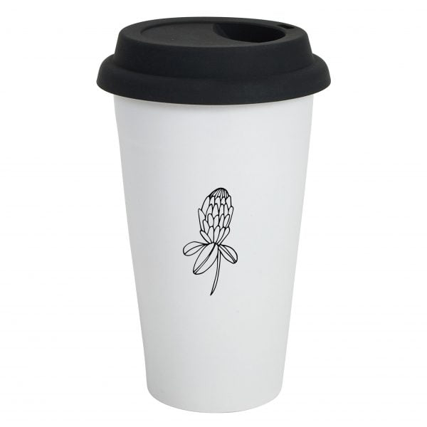 Protea Travel Mug Online - Sugar and Vice - 2000 x 2000px