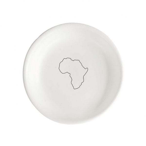 Handmade Minimalistic Africa Continent Outline Trinket Trays Online - South Africa - Cape Town