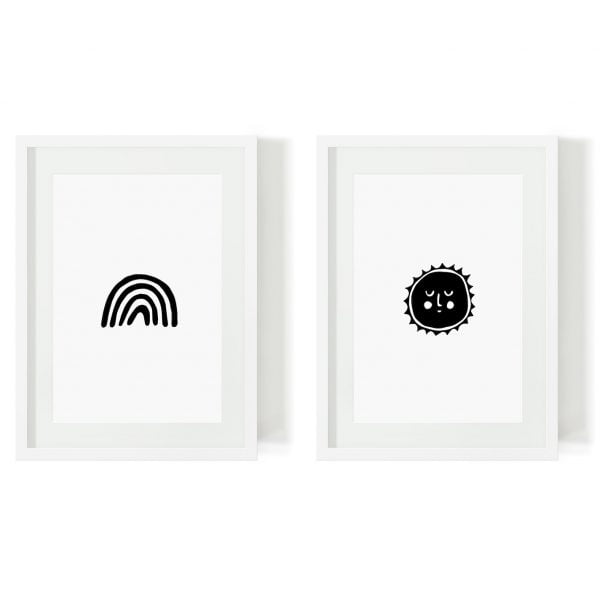 Framed-Printed-Art-Minimalist-Bundle-Sugar-and-Vice-Cape-Town