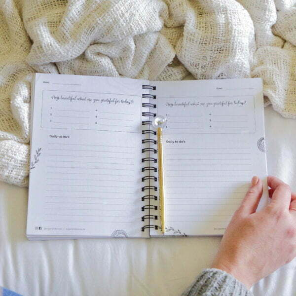Activity Gratitude Journal Online - Cape Town - Sugar and Vice