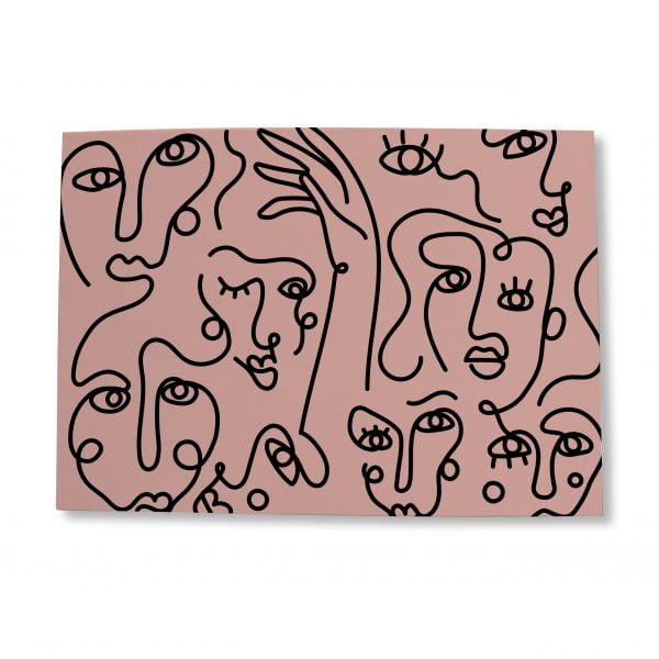 Confidence-Abstract-Face-Greeting-Card-Download-Sugar-and-Vice