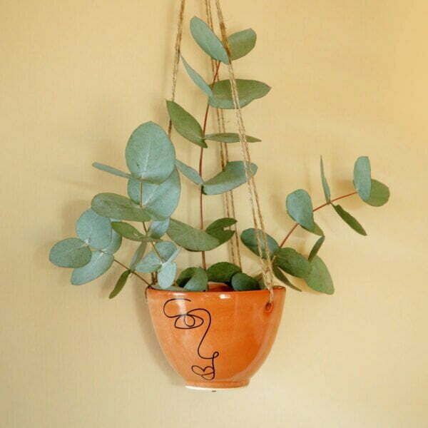 Small Ceramic Hanging Planter Online - Cape Town - Sugar and Vice