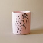 Limiting Beliefs Ceramic pink jar Online - Cape Town - Sugar and Vice